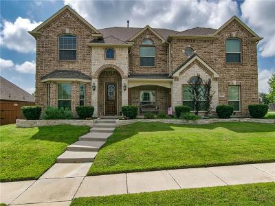 Sachse Single Family Home For Sale: 6502 Fieldcrest Lane