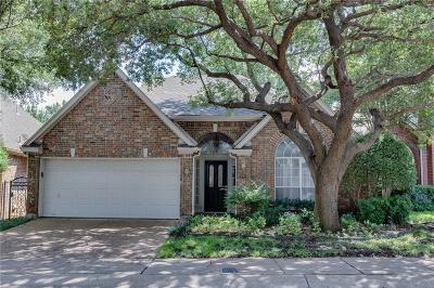 Addison Single Family Home For Sale: 3813 Azure Lane