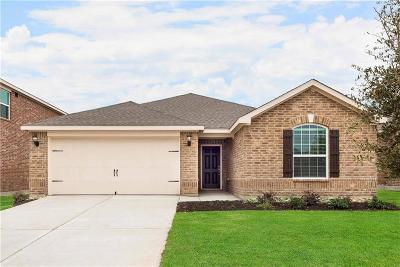 Anna TX Single Family Home For Sale: $231,900