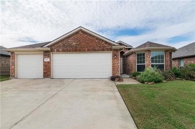 Lavon Single Family Home For Sale: 1064 Mercury Drive