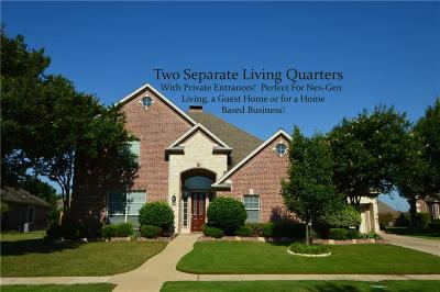 Rowlett Single Family Home For Sale: 8306 Bridgewater Drive