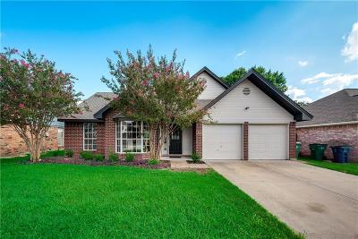 McKinney Single Family Home For Sale: 1213 Big Bend Drive