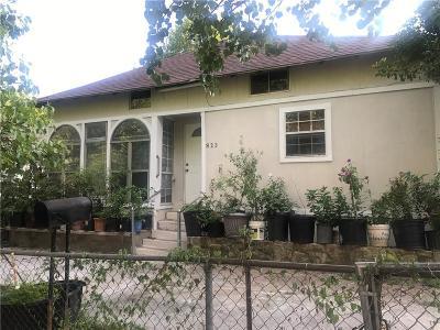 Dallas Single Family Home For Sale: 823 Cameron Avenue