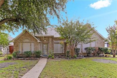 Rowlett Single Family Home For Sale: 3506 Key Largo Drive