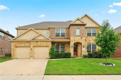 Frisco Single Family Home For Sale: 7204 Milsap Lane