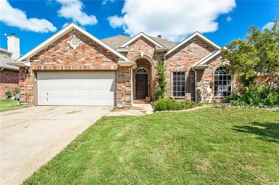 Forney Single Family Home For Sale: 2024 Chisolm Trail