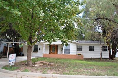 Haltom City Single Family Home For Sale: 3608 Eastridge Drive