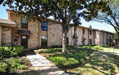 Dallas Townhouse For Sale: 10629 Northboro Street