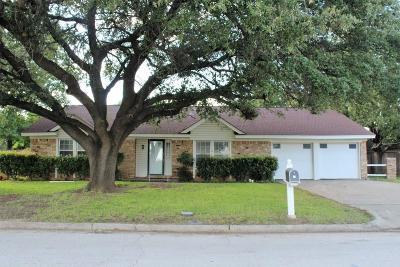 Hurst Residential Lease For Lease: 608 Springhill Drive