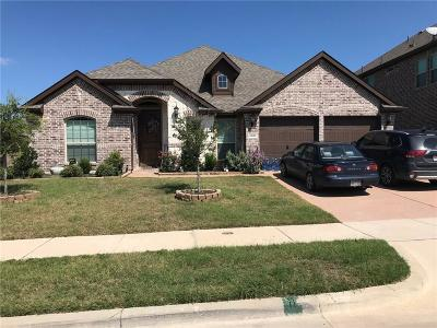 Melissa Single Family Home For Sale: 3307 Robin Trail