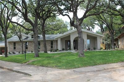 Irving Single Family Home For Sale: 2913 Pacific Court