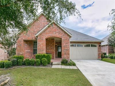 Frisco Single Family Home Active Option Contract: 7361 Reflection Bay Drive