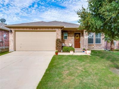 Little Elm Single Family Home For Sale: 1640 Lionheart Drive