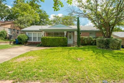 Single Family Home For Sale: 8704 Woodbrook Drive