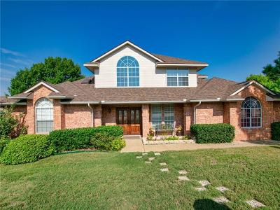 Rockwall Single Family Home For Sale: 4501 Yacht Club Drive