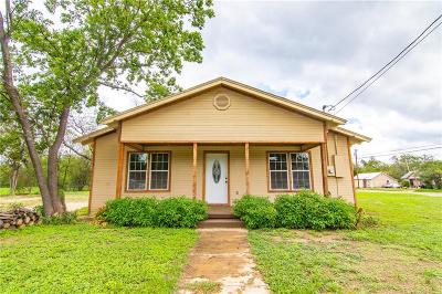 Brownwood Single Family Home Active Option Contract: 1518 2nd Street
