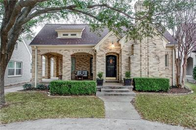 Dallas, Fort Worth Single Family Home For Sale: 2110 Tremont Avenue