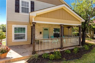 Fort Worth Single Family Home For Sale: 4805 Pershing Avenue