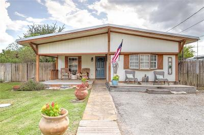 Parker County, Tarrant County, Hood County, Wise County Single Family Home Active Option Contract: 3909 Montgomery Drive