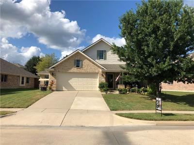Wylie Single Family Home For Sale: 1215 Iron Horse Street