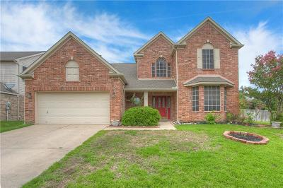 Single Family Home Active Option Contract: 5113 Broken Bow Drive