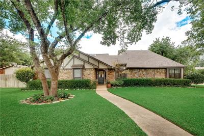 Dallas Single Family Home For Sale: 9312 Coral Cove Drive