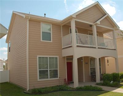 Fort Worth Single Family Home For Sale: 10912 Hopewell Cove