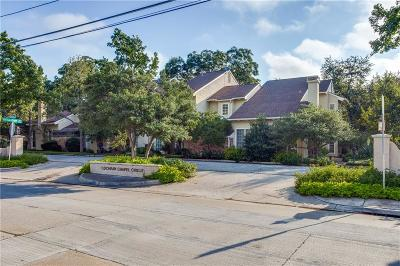 Dallas Townhouse For Sale: 4342 Cochran Chapel Circle
