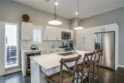 Dallas TX Townhouse Active Option Contract: $449,900