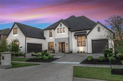 Denton County Single Family Home Active Contingent: 10267 Blackenhurst Lane