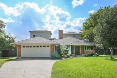 Dallas, Fort Worth Single Family Home For Sale: 407 Aqua Drive