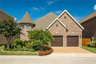 Richardson Single Family Home For Sale: 3905 Clear Creek Court