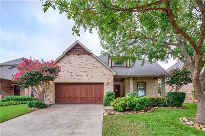 McKinney Single Family Home For Sale: 1724 Hackett Creek Drive