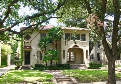 University Park Residential Lease For Lease: 4404 Normandy