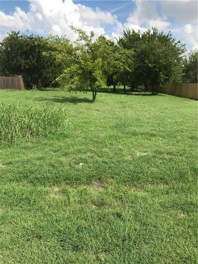 Tarrant County Residential Lots & Land Active Option Contract: 6616 Gillis Johnson Street