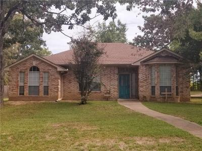Canton TX Single Family Home For Sale: $224,500