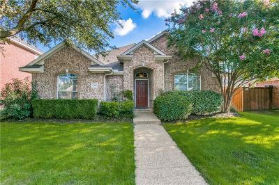 Mckinney Single Family Home For Sale: 5213 Crossvine Lane