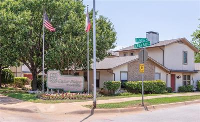 Hurst, Euless, Bedford Condo For Sale: 624 Ridgeline Drive