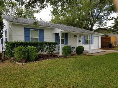 Euless Single Family Home For Sale: 609 Blanco Drive