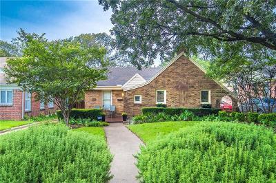 Dallas Single Family Home For Sale: 207 S Briscoe Boulevard