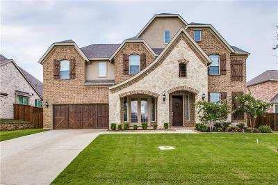 Flower Mound Single Family Home For Sale: 6609 Elderberry Way