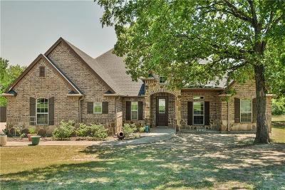 Weatherford Single Family Home For Sale: 159 Foxpointe Circle
