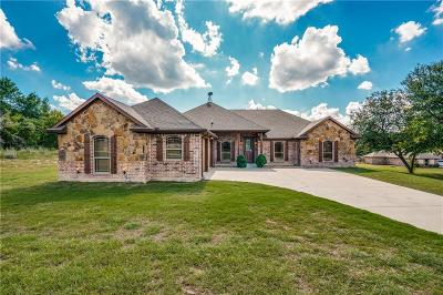 Springtown Single Family Home Active Option Contract: 119 Bonita Drive