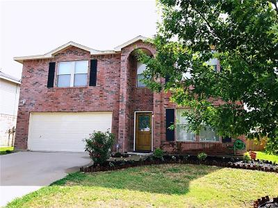 Grand Prairie Single Family Home For Sale: 2940 Santa Sabina Drive