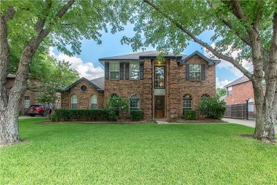 Coppell Single Family Home For Sale: 208 Bayou Court