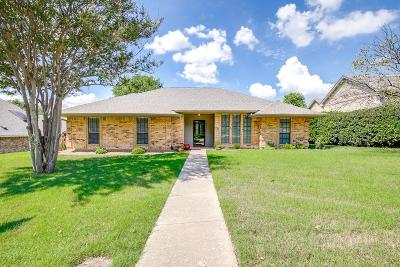 Rockwall Single Family Home For Sale: 113 Crestwood Drive