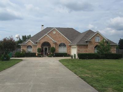 Forney Single Family Home For Sale: 10156 E Clover Lane