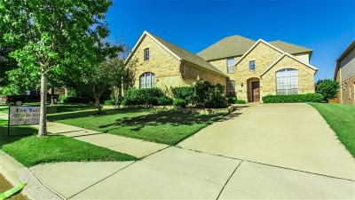 Fort Worth Single Family Home For Sale: 9609 Armour Drive