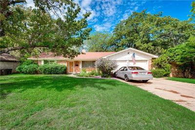 Fort Worth Single Family Home For Sale: 1516 Mims Street