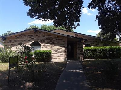 The Colony Single Family Home For Sale: 5021 Pemberton Lane